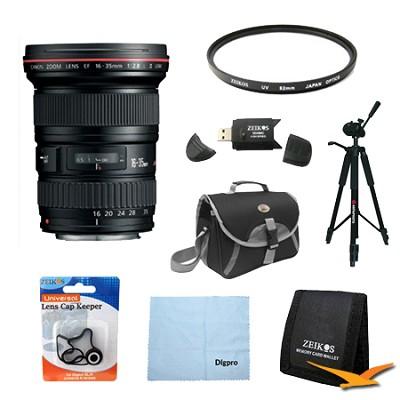 EF 16-35mm f/2.8L II USM Lens Exclusive Pro Kit