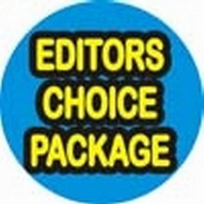 Editor's Choice Package