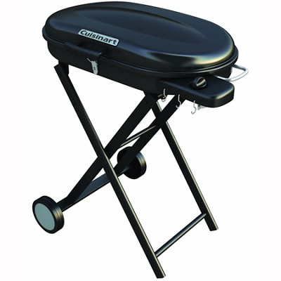 Portable Gas Grill with Rolling Cart - CGG-440 - OPEN BOX