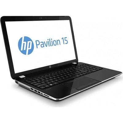 Pavilion 15-e010us 15.6` HD LED Notebook PC - AMD Elite A6-5350M Acc. Proc.