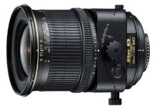 PC-E FX Full Frame NIKKOR 24mm f/3.5D ED Lens, With Nikon 5-Year USA Warranty