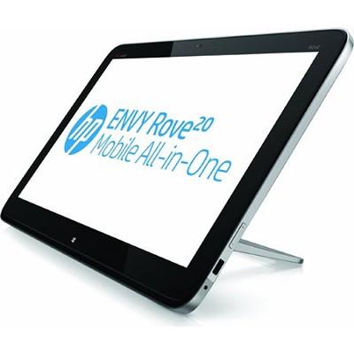 ENVY Rove 20` 20-k120 Mobile Touch All-in-One PC - Intel Core i3-4010U Processor
