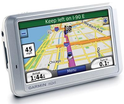 nuvi 750 GPS Navigator & Personal Travel Assistant