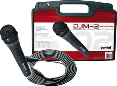 DJM-2 Professional Dynamic Stage Microphone
