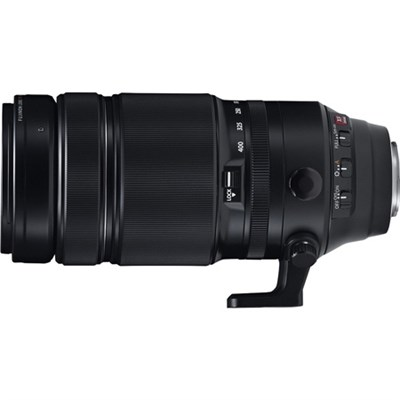 Fujinon XF100-400mm F4.5-5.6 R LM OIS WR Telephoto Zoom X-Mount Lens