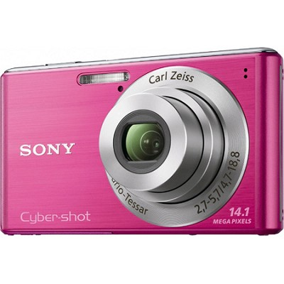 Cyber-shot DSC-W530 Pink Digital Camera