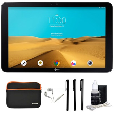 G Pad II 10.1 16GB 10.1` Full HD Tablet and Case Bundle