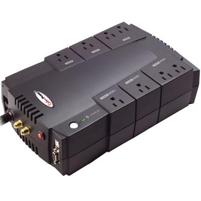 800VA 450W Uninterruptible Power Supply with AVR - CP800AVR