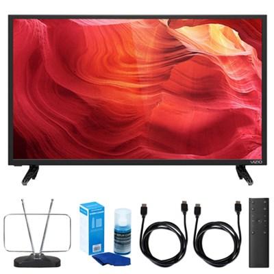 43` SmartCast E-Series LED 1080p HDTV - E43-D2 w/ TV Cut the Cord Bundle
