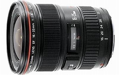 EF 16-35mm F2.8L USM Lens, With Canon 1-Year USA Warranty
