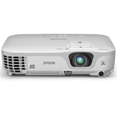 V11H475020 318` PowerLite 710 HD 720p 3LCD Home Theater Projector - Refurbished