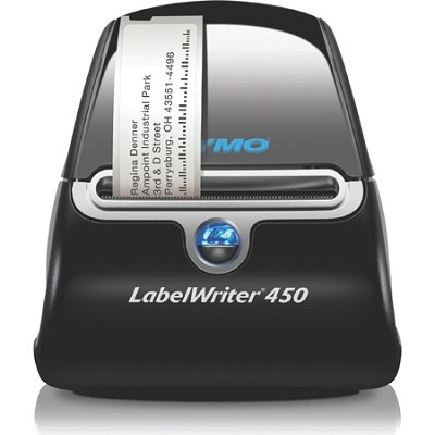 Label Printer,(1752264), USB, PC/MAC, Printer and Software, 51 Labels Per Minute