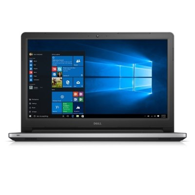 Inspiron i5559-7081SLV 15.6` Intel Core i7 8GB Touch Laptop, Silver Matte