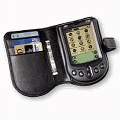 Fitted Leather Case for Palm m100 series