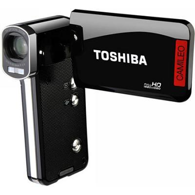 CAMILEO P100 Digital Camcorder, Black
