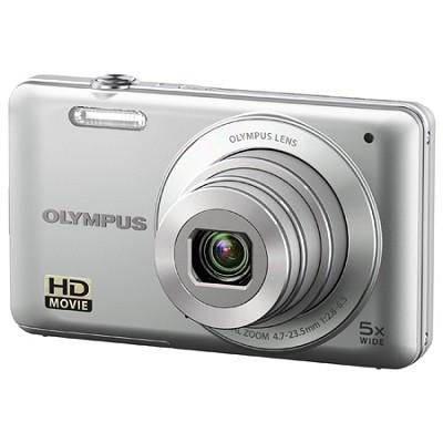 VG-120 14MP 5x Opt Zoom 3-inch LCD Digital Camera - Silver