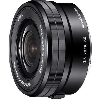 SELP1650 - 16-50mm Power Zoom E-Mount Lens