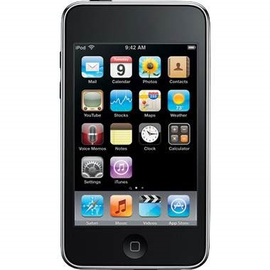 iPod Touch 64GB MP3 and Media Player