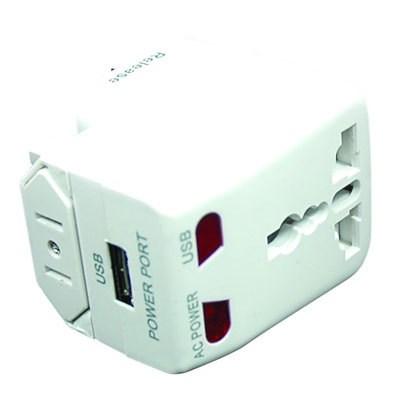 ACP WTA World Travel Adap USB