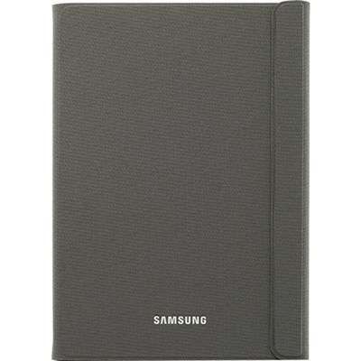 EF-BT550BSEGUJ - Galaxy Tab A 9.7-inch Book Cover - Dark Titanium