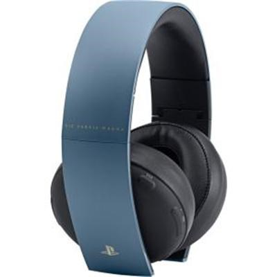 Gold Wrles Headset Uncharted 4