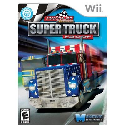 Maximum Racing: Super Truck Racer for Nintendo Wii