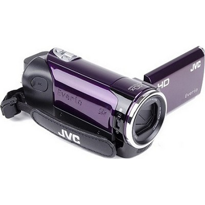 GZ-HM30US Flash Memory Camcorder - Violet