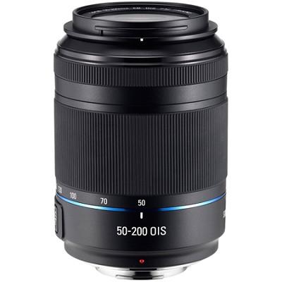 NX 50-200mm f/4.0-5.6 ED OIS II Zoom Camera Lens - Black