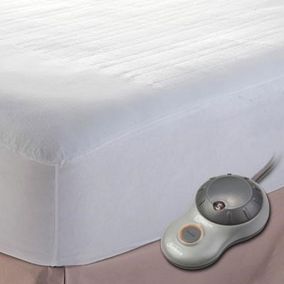 Heated Mattress Pad - MSU1GFS-N000-11A00