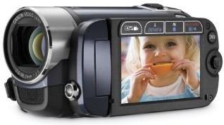 FS200 Flash Memory Camcorder (Blue)