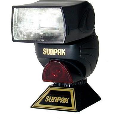 PZ40X II AF TTL Shoe Mount Flash for Nikon E-TTL II - Black
