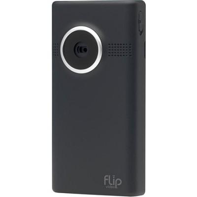 MinoHD Video Camera - 2 Hours (8GB) Black-