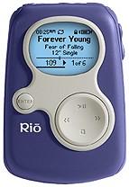 Rio S10 Digital Music MP3 Player