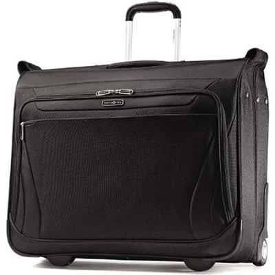 Aspire Gr8 Wheeled Garment Bag Suitcase - Black