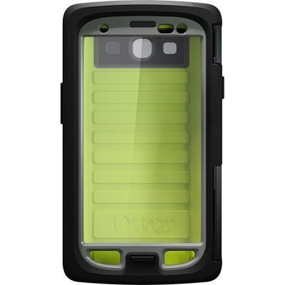 Armor Series Waterproof Case for Samsung Galaxy S III - Neon Green