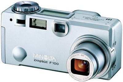 Dimage F100 Digital Camera