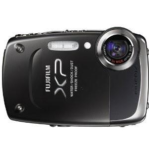 FinePix XP20 14 MP Underwater Digital Camera with 5x Optical Zoom (Black)