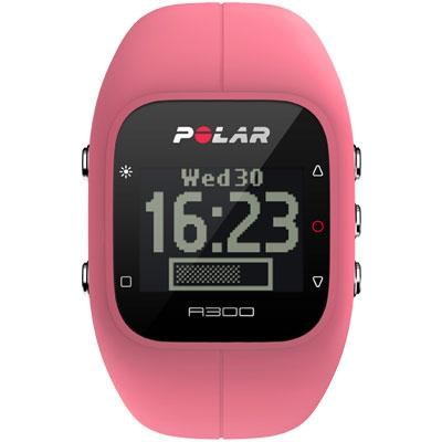 A300 Fitness Tracker and Activity Monitor, Pink - 90054237