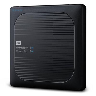 WD 1TB Wireless External Drive