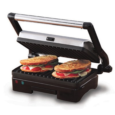 6113 Nonstick Countertop Grill and Panini Press