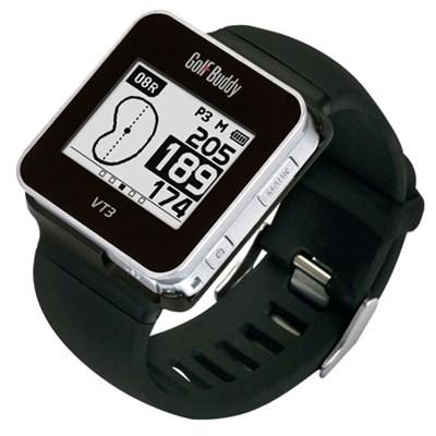 GB8-VT3-14 Smart Golf Watch, Black, Small - OPEN BOX