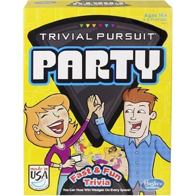 Trivial Pursuit Party