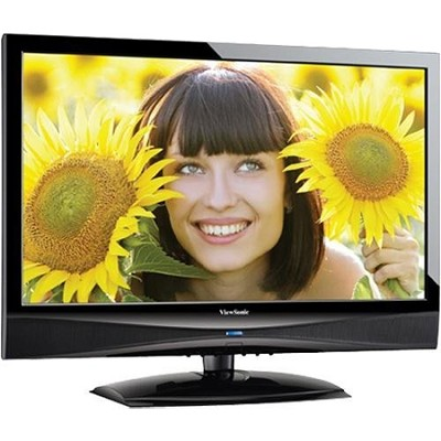 24` High Definition LCD TV with QAM tuner
