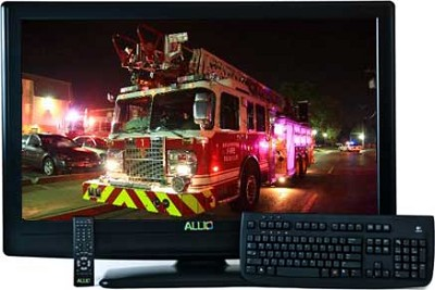 Allio 42` HDTV All-In-One Media Center PC1080 2G