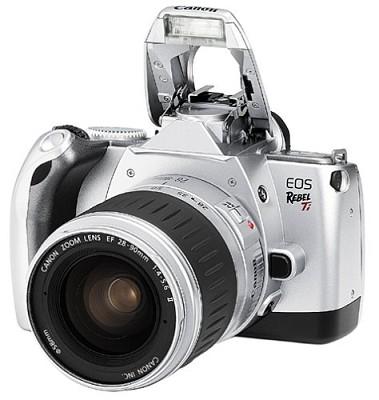 EOS Rebel Ti Body + Tamron 28-80mm Lens Photographers Kit (USA Warranty)