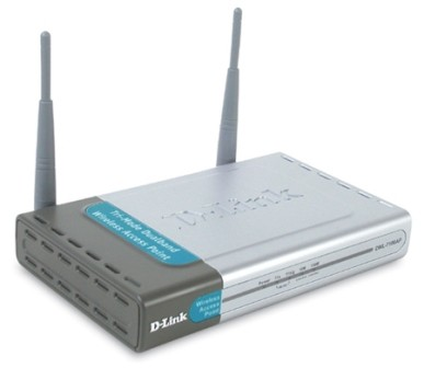 Wireless Dualband Access Point, SNMP, 802.11a/g, 108Mbps
