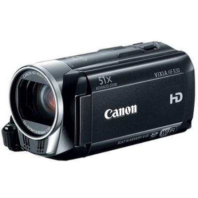 VIXIA HF R30 Full HD Flash Memory Camcorder Factory Refurbished