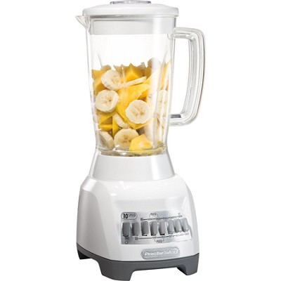 10-Speed Blender, White (50124)