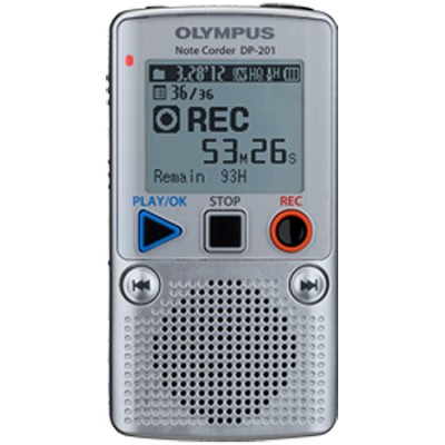 DP-201 - Digital Voice Recorder - OPEN BOX