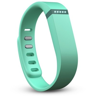 Flex Wireless Activity + Sleep Wristband Teal (FB401TL) - OPEN BOX